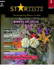 "STAR""TISTS WOMEN'S DAY SPECIAL EDITION"
