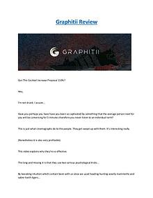 Graphitii Review