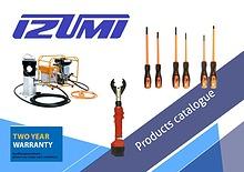 Izumi Products #1 Sample