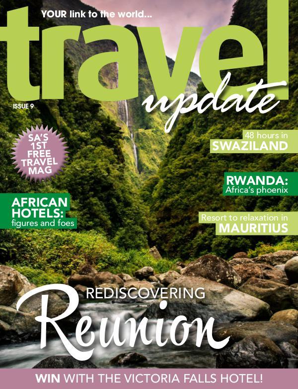 Travel Update #9 9