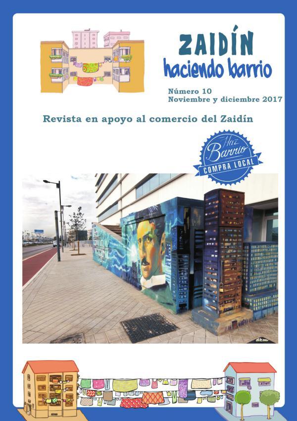 Zaidín Haciendo Barrio Revista n10 noviembre