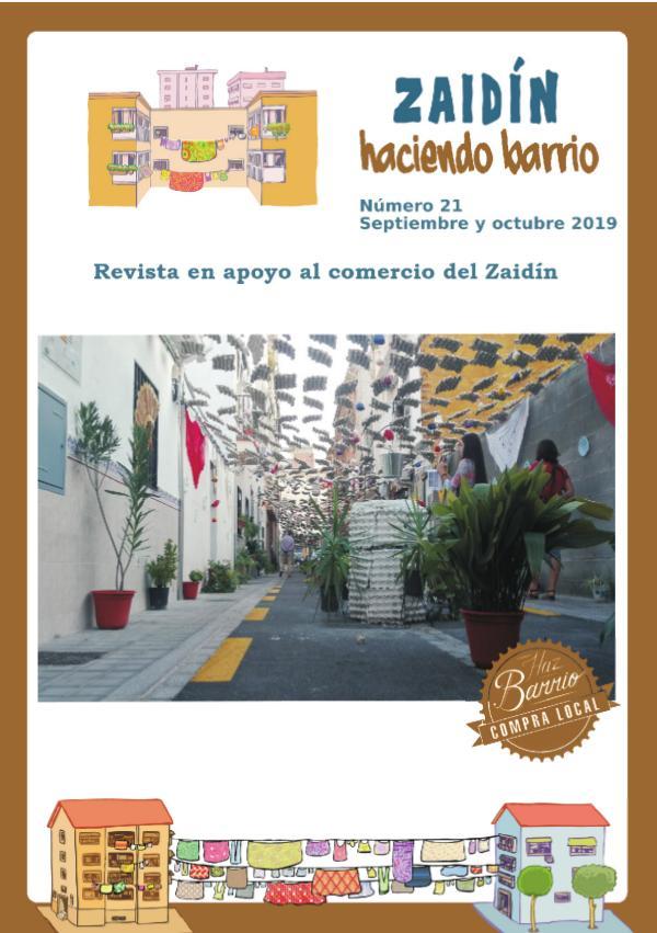 Revista nº 21 - Zaidín Haciendo Barrio
