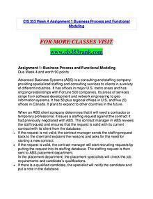 CIS 353 RANK Education is Power/cis353rank.com
