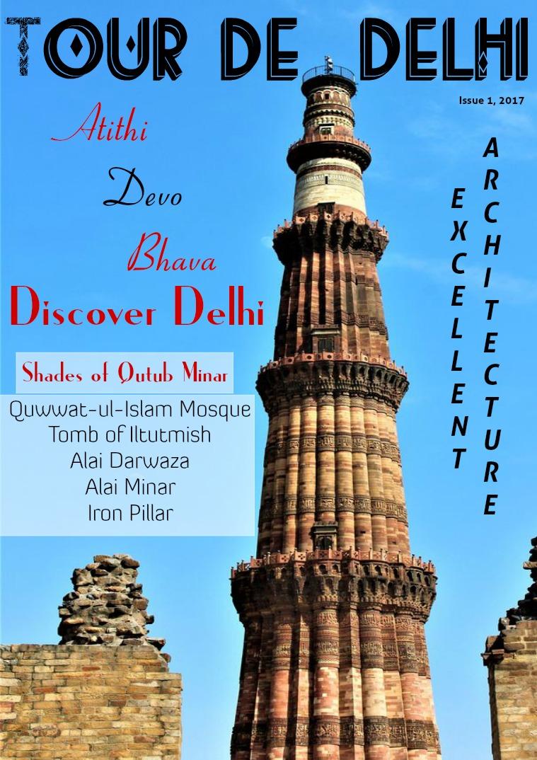 TOUR DE DELHI volume 1