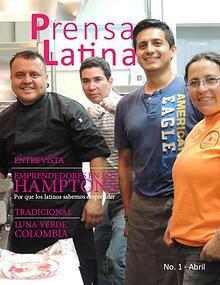 Revista  Prensa Latina