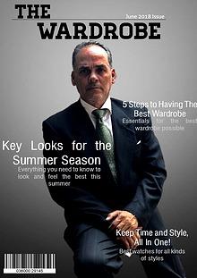 The Wardrobe Issue N.1