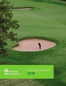 Villa Charities Foundation 2018 Annual Report