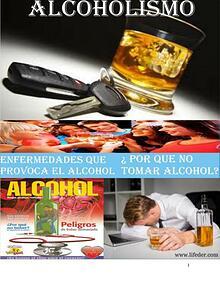 Mi primera revista alcoholismo
