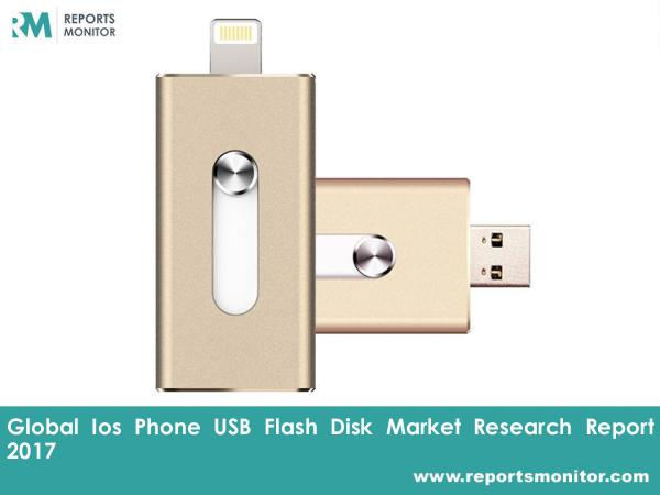 Ios Phone USB Flash Disk Market Analysis Report