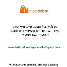 Catálogo de Bolsos Bilbao.