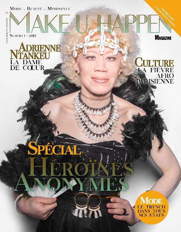 Make U Happen Make U Happen Magazine N°1