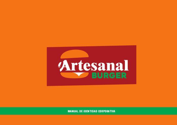 MANUAL CORPORATIVO ARTESANAL BURGER MANUAL CORPORATIVO ARTESANAL BURGER