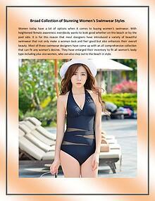 cheap swimwear