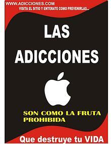 ADDICIONES TRABAJO DE COBACH