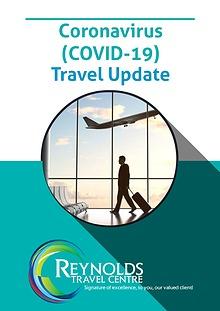 Reynolds Travel Centre: COVID-19 Travel Update