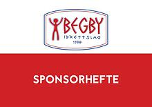 Begby IL Sponsorkatalog