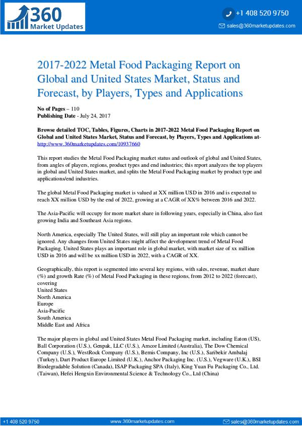 News Metal-Food-Packaging-Report-on-Global-and-United-S