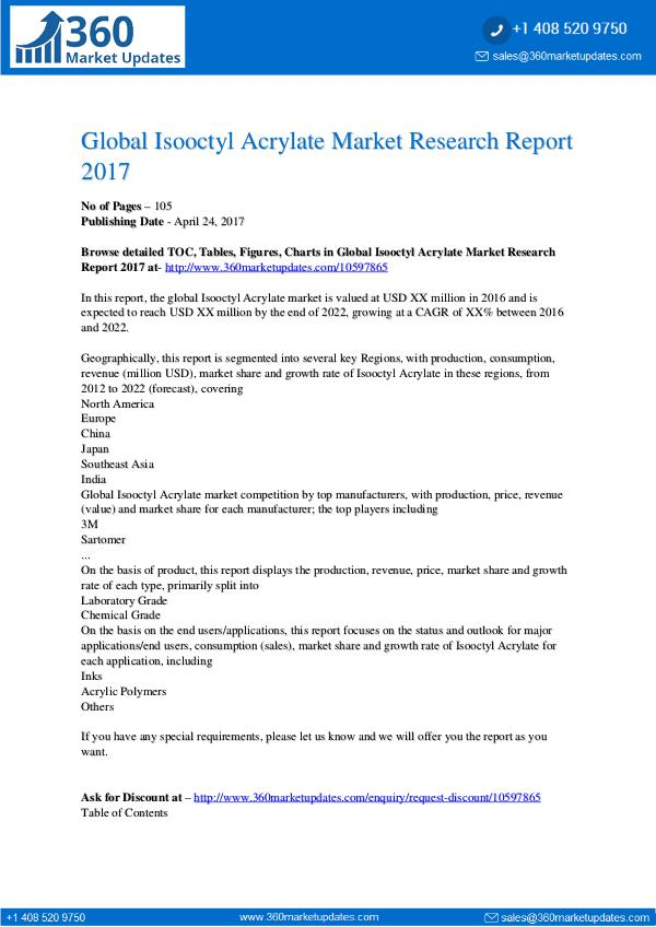Report- Global-Isooctyl-Acrylate-Market-Research-