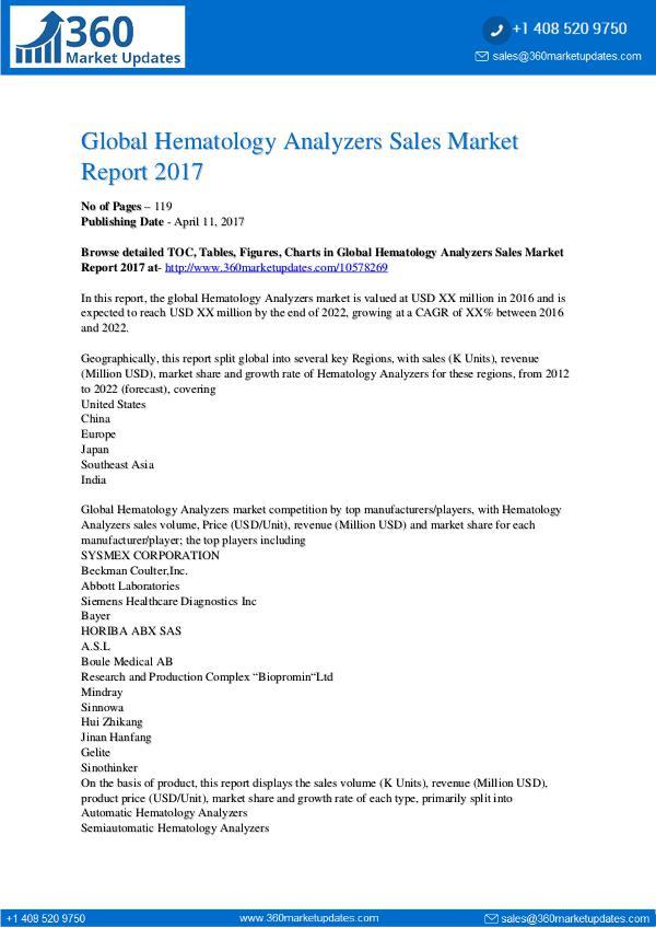 Global-Hematology-Analyzers-Sales-Market-