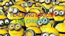 Teaching English for children