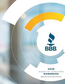 BBB Board of Directors Handbook