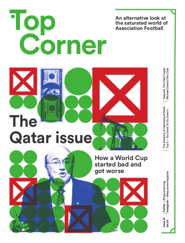 Top Corner Issue 1