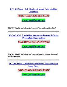 BCC 402 RANK Invent Yourself/bcc402rank.com