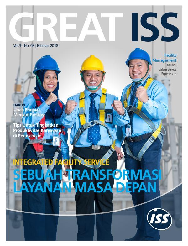 Great ISS Februari 2018