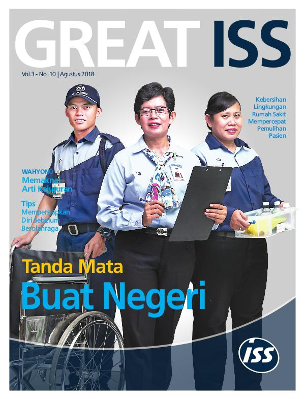 Great ISS Agustus 2018