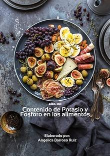 Contenido de Potasio en Frutas y Verduras