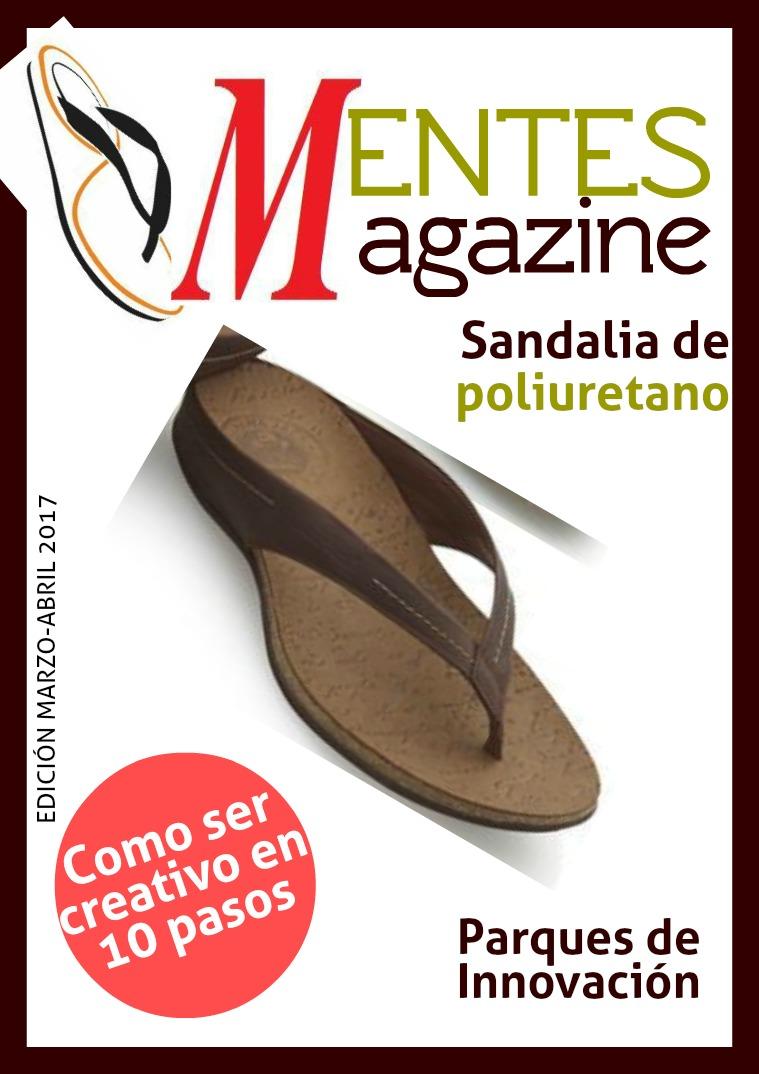 8 Mentes Magazine Edición Marzo - Abril 2017