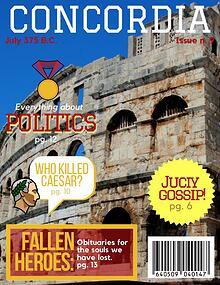 Concordia Magazine