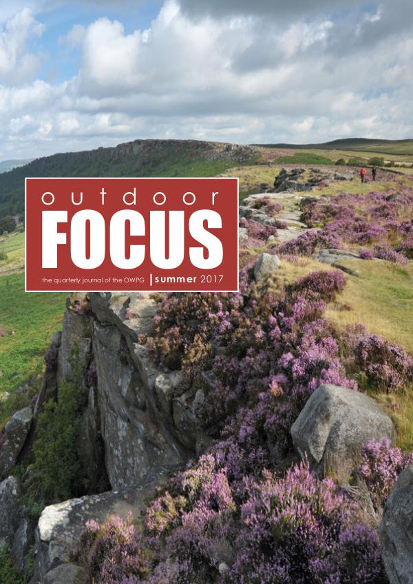Outdoor Focus Summer 2017