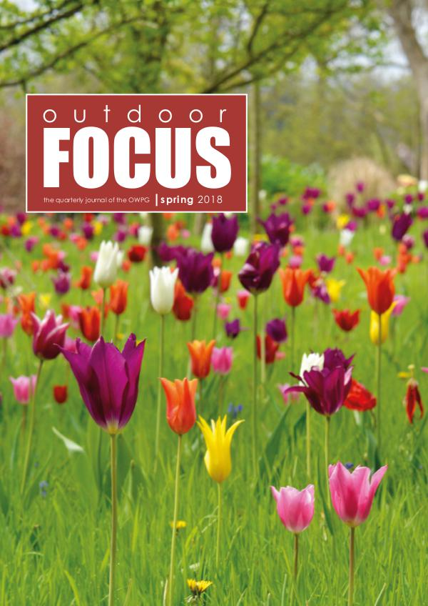 Outdoor Focus Spring 2018