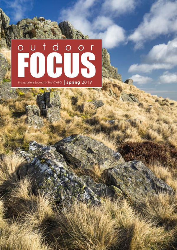 Outdoor Focus Spring 2019