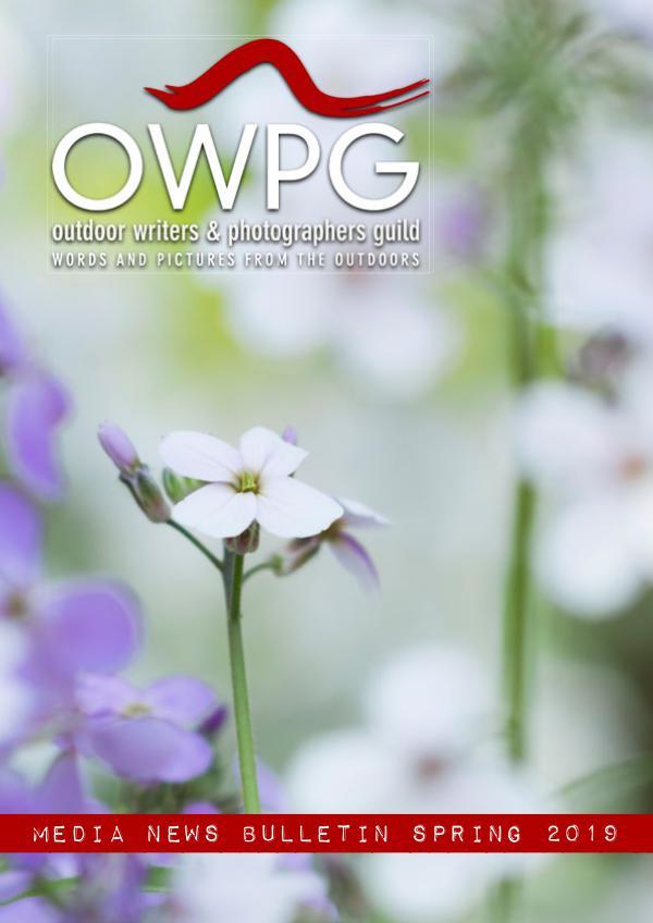 OWPG: Media News Bulletin Spring 2019