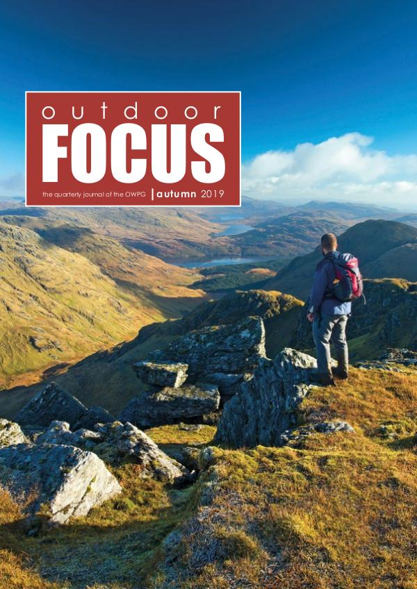 Outdoor Focus Autumn 2019