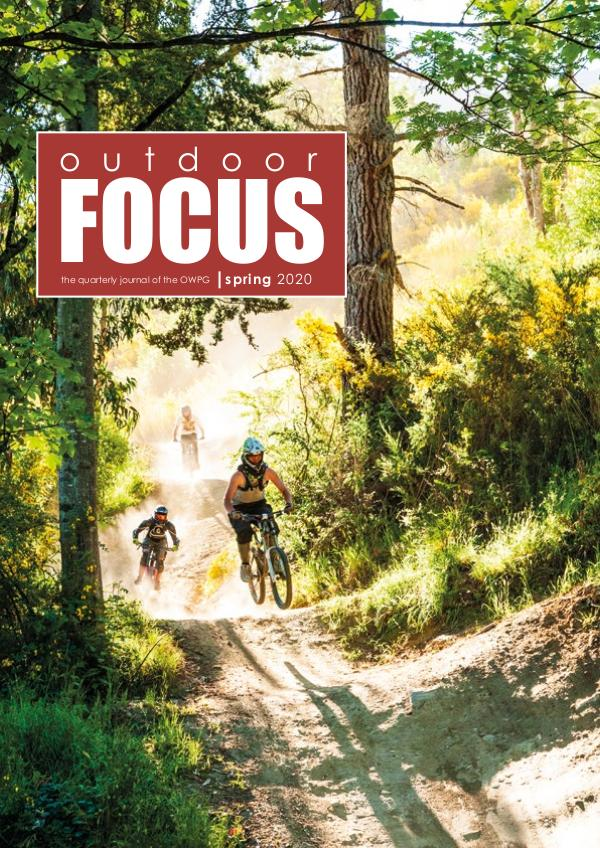 Outdoor Focus Spring 2020