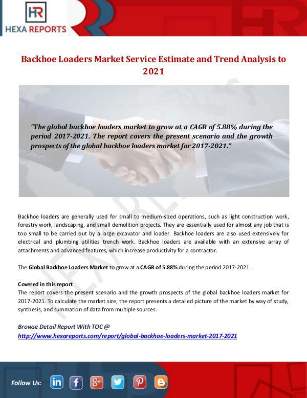 Backhoe Loaders Market