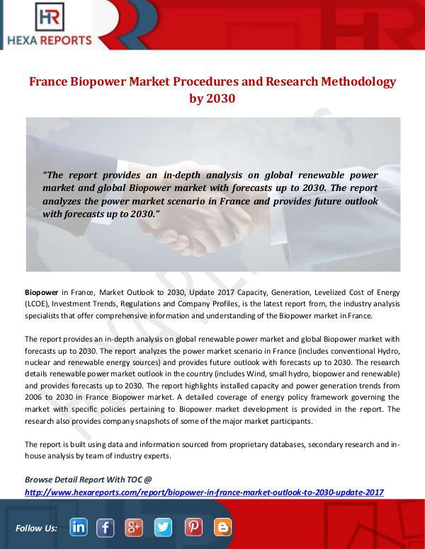 France Biopower Market