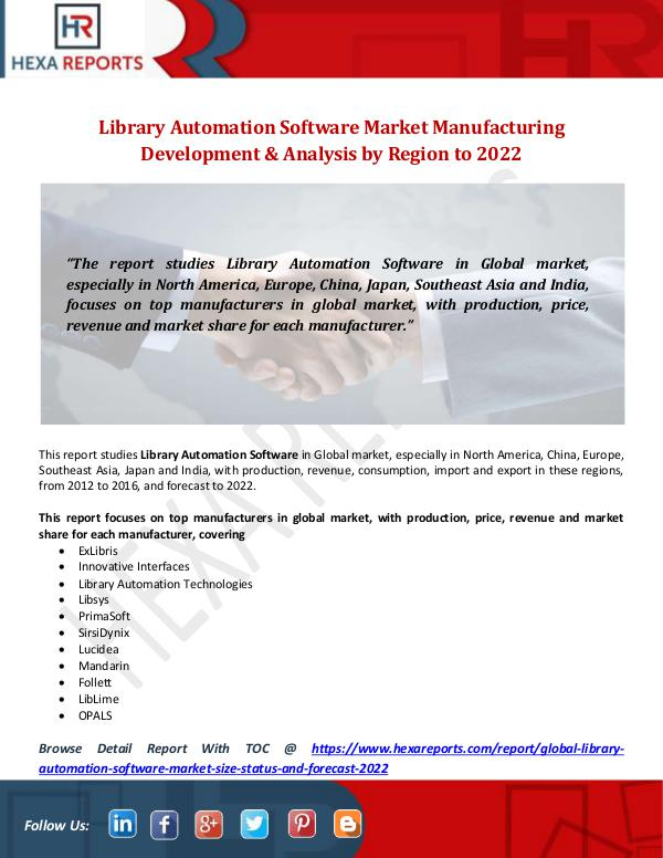 Library Automation Software Market