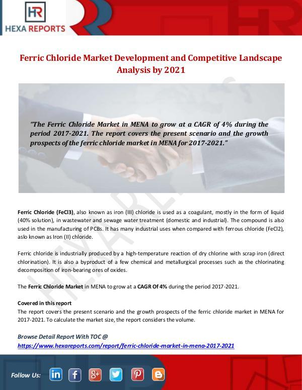 Ferric Chloride Market