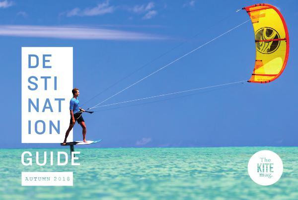 TheKiteMag - Guides Destination Guide Autumn 2018