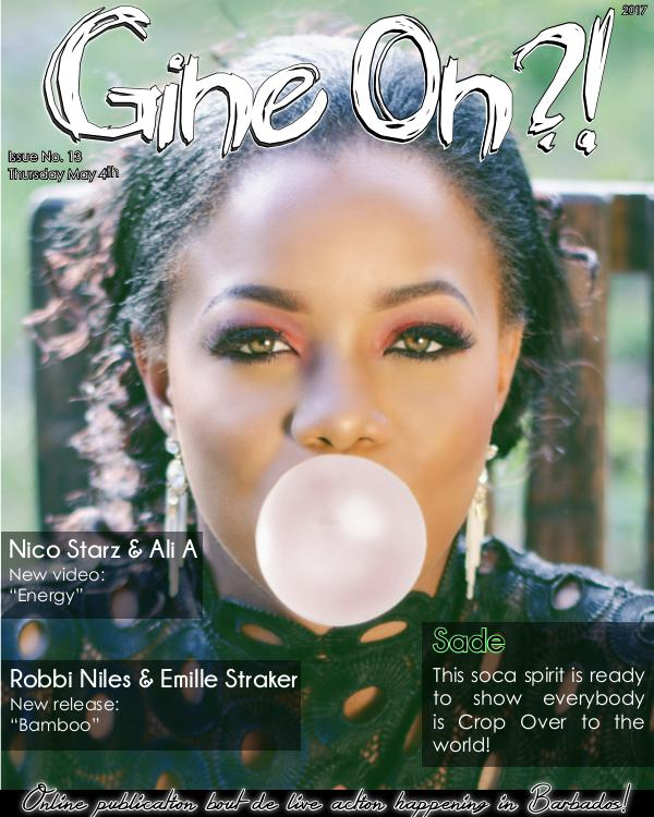 Gine On?! Magazine Issue 13