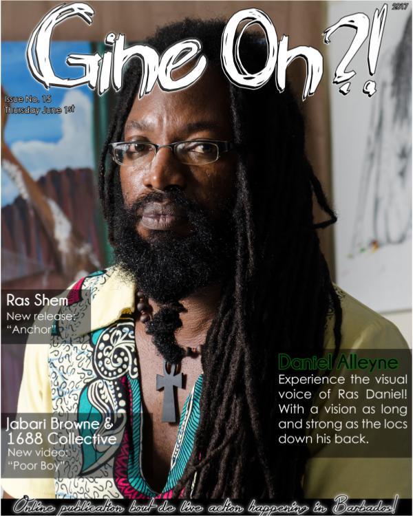 Gine On?! Magazine Issue 15