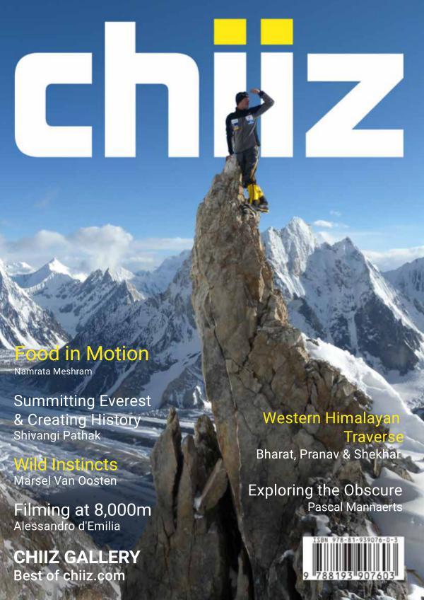 Chiiz Volume 21 Mountain Photography