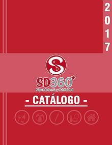 CATALOGO PROMOCIONALES SD 360