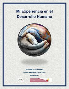 Mi Experiencia en el Desarrollo Humano