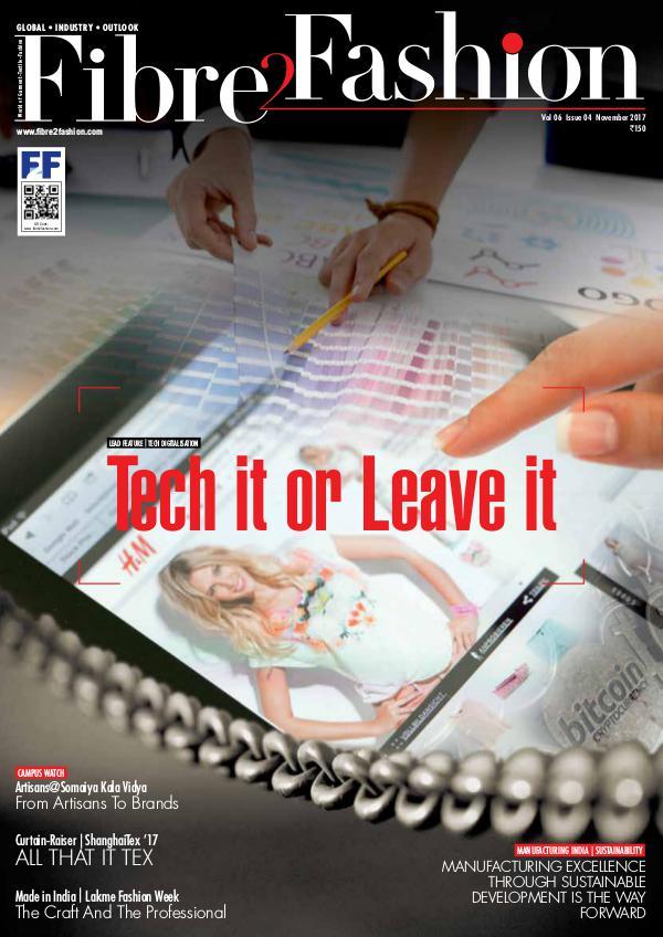 Fibre2Fashion November Issue'17