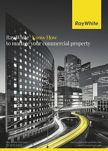 Commercial Landlord Information Booklet